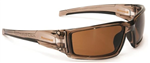 Honeywell Hypershock Espresso Frame Brown Polarised Lens