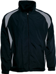 Bocini Kids Zip Through Training Track Jacket