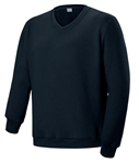 Bocini Unisex Adults V Neck Fleece Jumper