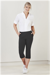 Bizcare Jane Ladies 34 Length Stretch Pant