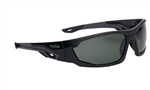 Bolle Mercuro BlackGrey Temples Grey Polarised Lens