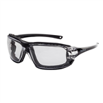 Bolle Prism Safety Glasses with Positive seal Clear Lens