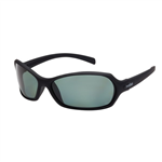 Bolle Hurricane Black Frame Green Polarised Lens
