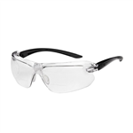 Bolle IriS Diopter BlackGrey Temple Clear Lens 15