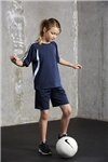 Biz Collection Kids Short 100 Bizcool Breathable Polyester Mesh Knit