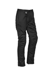 Syzmik Rugged Cargo Work Pants 100 Square Weave Cotton Ripstop Fabric